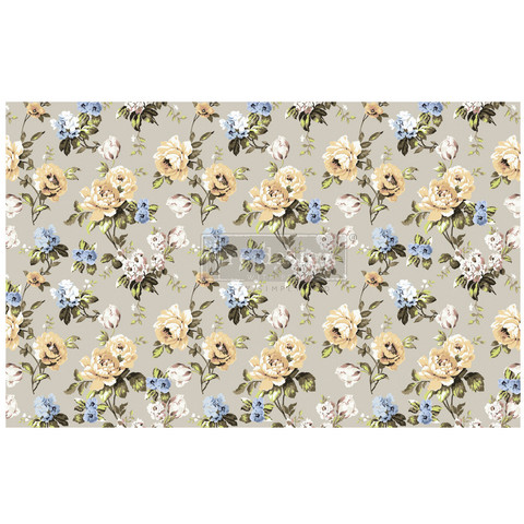 Decoupage-arkki - 48x76 cm - Marigold - Prima Redesign Decor Decoupage Paper