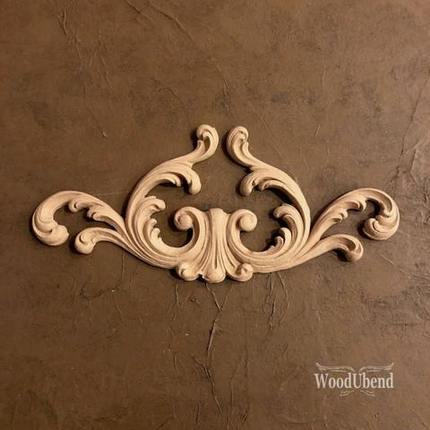Puukoriste - 12x28 cm - WoodUBend 1418