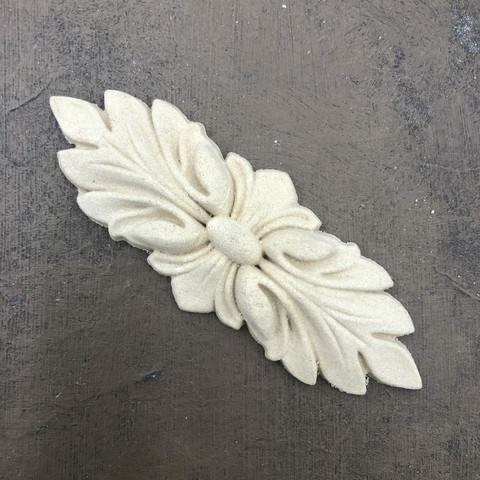 Puukoriste - 4x10 cm - WoodUBend 1329