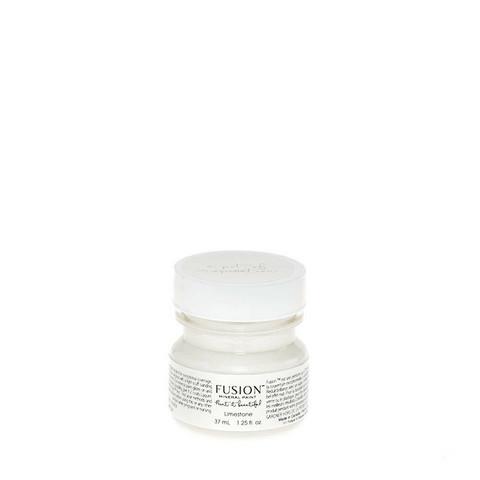 Fusion Mineral Paint - Limestone - Kivenvalkoinen - 37 ml