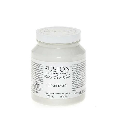 Fusion Mineral Paint - Champlain - Ruusunvalkoinen - 500 ml