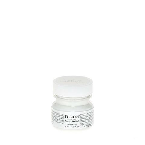 Fusion Mineral Paint - Lamp White - Lampaanvalkoinen - 37 ml