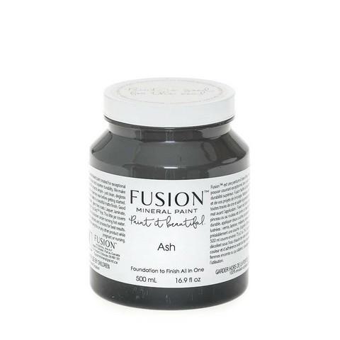 Fusion Mineral Paint - Ash - Tuhkanharmaa - 500 ml