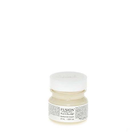 Fusion Mineral Paint - Buttermilk Cream - Voinkeltainen - 37 ml