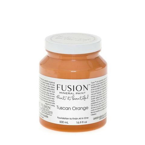 Fusion Mineral Paint - Tuscan Orange - Toscananoranssi- 500 ml