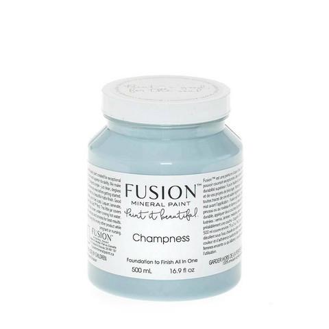 Fusion Mineral Paint - Champness - Vaaleansininen - 500 ml