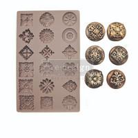 Silikonimuotti - 20x13 cm - Prima Re-Design - Curio Trinkets
