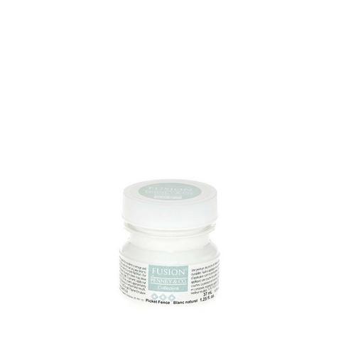 Fusion Mineral Paint - Picket Fence - Aidanvalkoinen - 37 ml