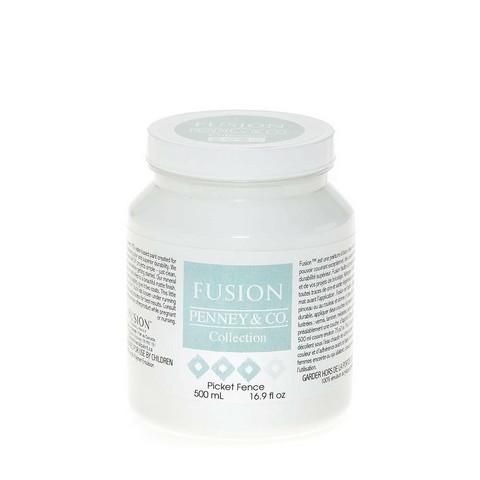 Fusion Mineral Paint - Picket Fence - Aidanvalkoinen - 500 ml