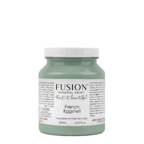 Fusion Mineral Paint - French Eggshell - Kuorenvihreä - 500 ml