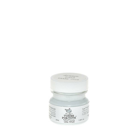 Fusion Mineral Paint - Little Whale - Pikkuvalaansininen - 37 ml