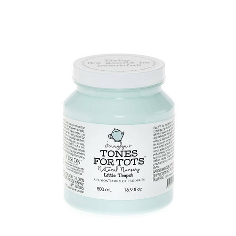 Fusion Mineral Paint - Little Teapot - Pikkukannunsininen - 500 ml