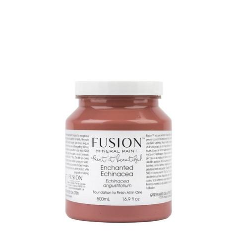 Fusion Mineral Paint - Enchanted Echinacea - Punahatunpunainen - 500 ml