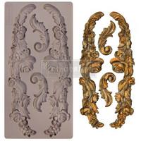 Silikonimuotti - 25x13 cm - Prima Re-Design - Delicate Floral Strands