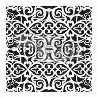 Sabluuna - 30 x 30 cm - Scrollwork