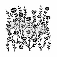 Sabluuna - 30 x 30 cm - Wild Blooms