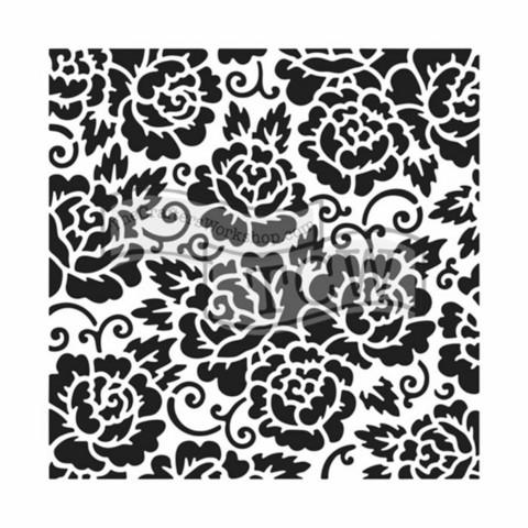 Sabluuna - 30 x 30 cm - Rose Garden