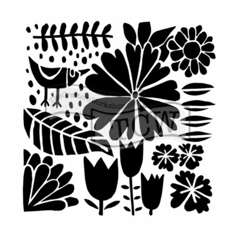 Sabluuna - 30 x 30 cm - Dutch Spring