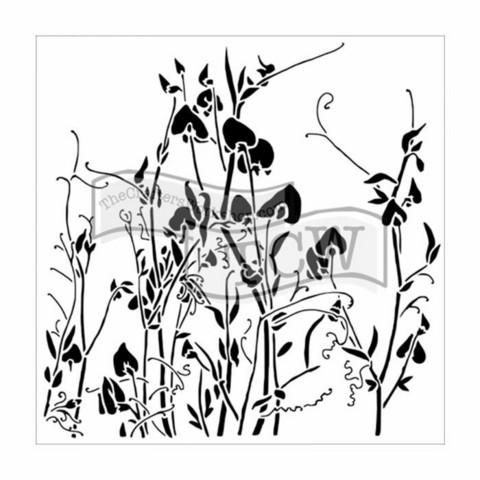 Sabluuna - 30 x 30 cm - Sweetpeas