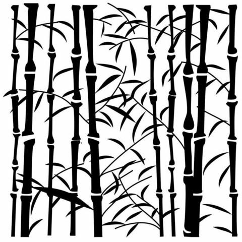 Sabluuna - 30 x 30 cm - Bamboo