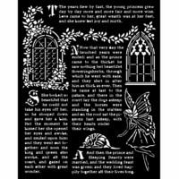 Sabluuna - 20 x 25 cm - Sleeping Beauty Windows