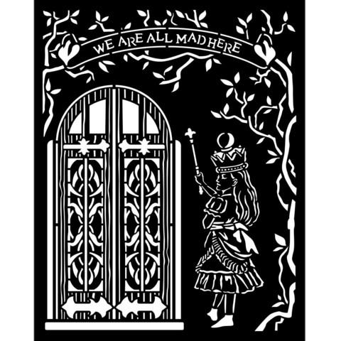 Sabluuna - 20 x 25 cm - Alice Door