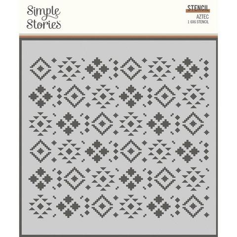 Sabluuna - 15 x 15 cm - Aztec