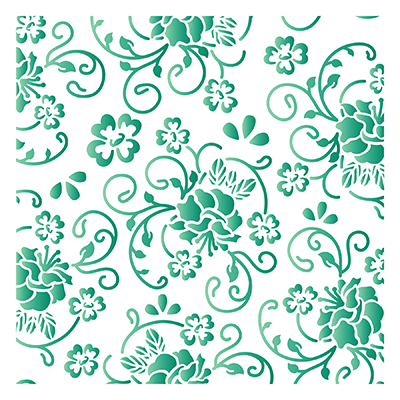 Sabluuna - 15 x 15 cm - Brocade