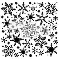 Sabluuna - 15 x 15 cm - Snowflakes