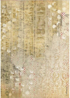 Decoupage-arkki - A4 - Andalusia Texture