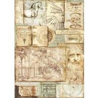 Decoupage-arkki - A3 - Leonardo Artworks