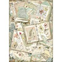 Decoupage-arkki - A3 - Notebooks