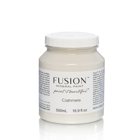 Fusion Mineral Paint - Cashmere - Villanruskea - 500 ml