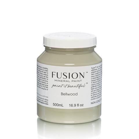 Fusion Mineral Paint - Bellwood - Kellopuunvihreä - 500 ml