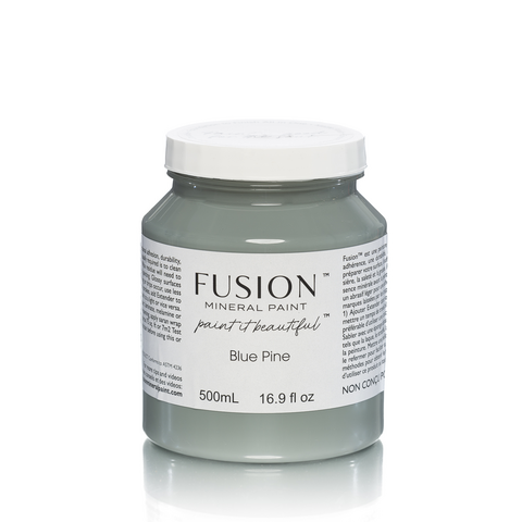 Fusion Mineral Paint - Blue Pine - Sinikuusensininen - 500 ml