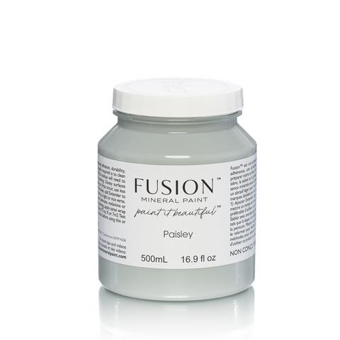 Fusion Mineral Paint - Paisley - Kuvionharmaa - 500 ml