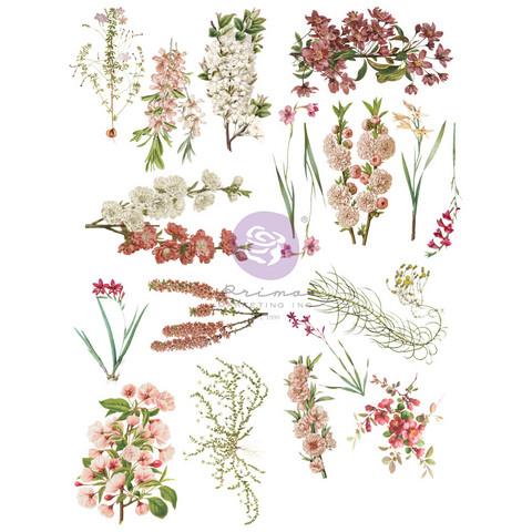 Siirtokuva - 60x30 cm - Bloom - Prima Redesign Decor Transfer
