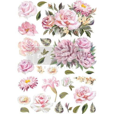 Siirtokuva - 60 x 88 cm - Rose Quartz - Prima Redesign Decor Transfer