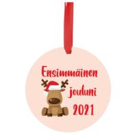Joulukoriste - Ensimmäinen jouluni 2021