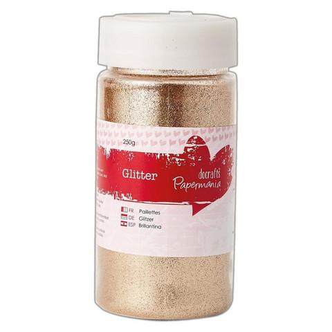 Glitter 250 g - Papermania Large Glitter Pot Gold
