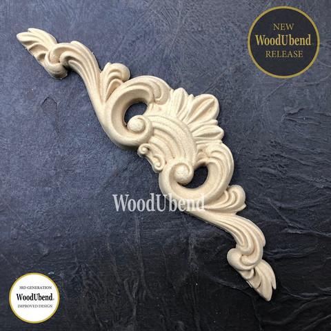 Puukoriste - 20x6 cm - WoodUBend 6018