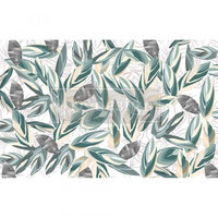 Decoupage-arkki - 48x76 cm - Radiant Eucalyptus Re-Design Prima Tissue Paper