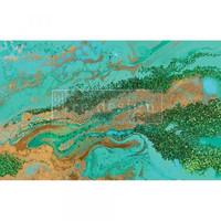 Decoupage-arkki - 48x76 cm - Patina Copper Re-Design Prima Tissue Paper