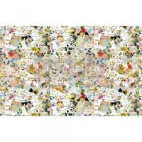 Decoupage-arkki - 48x76 cm - Flower Bed Re-Design Prima Tissue Paper