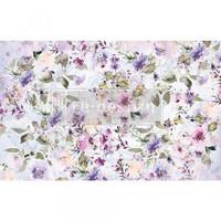 Decoupage-arkki - 48x76 cm - Amethyst Dance Re-Design Prima Tissue Paper