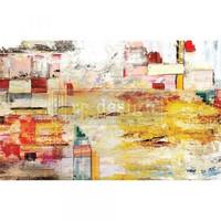 Decoupage-arkki - 48x76 cm - Amber Euphoria Re-Design Prima Tissue Paper