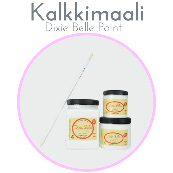 Dixie Belle Paint -kalkkimaalit
