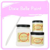 Kalkkimaali Dixie Belle Paint