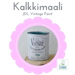 JDL Vintage Paint -kalkkimaalit