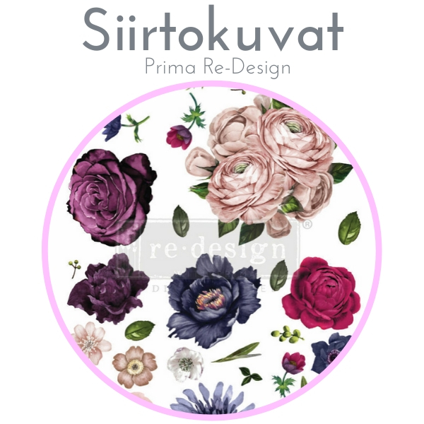 Prima Re-Design -siirtokuvat